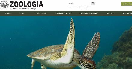 ZOOLOGIA – an International Journal for Zoology: submeta hoje mesmo!