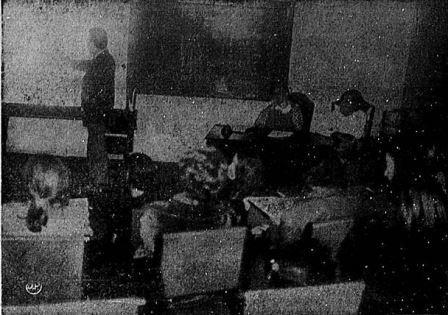 Sessão científica durante o IV CBZ (1970) (Fonte: Diário do Paraná, 3 de setembro de 1970, p.7)